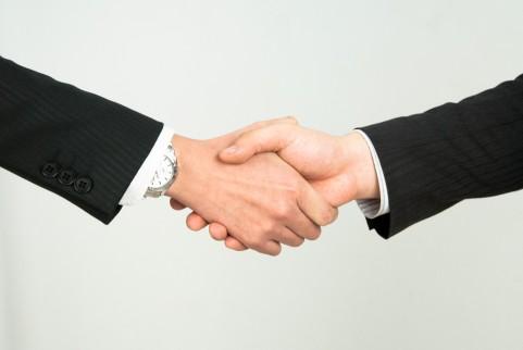 信頼のおけるビジネスパートナーを選ぶ